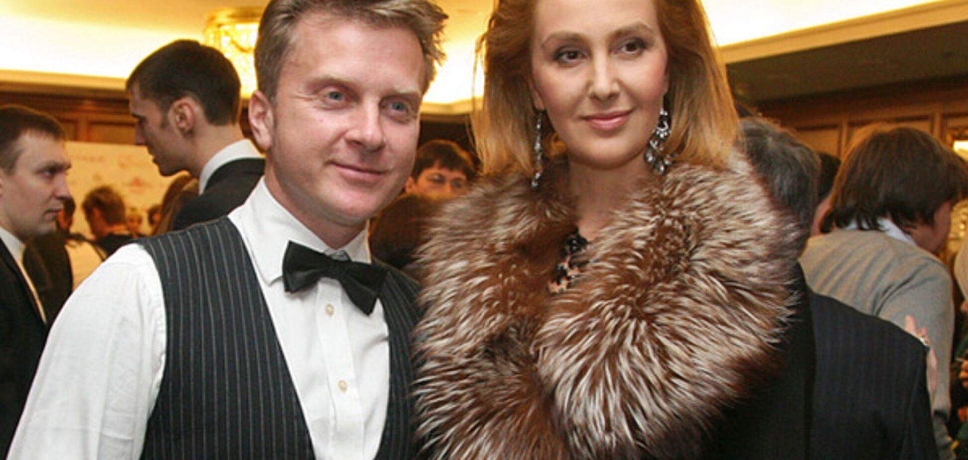 Антін Мухарський і Сніжана Єгорова