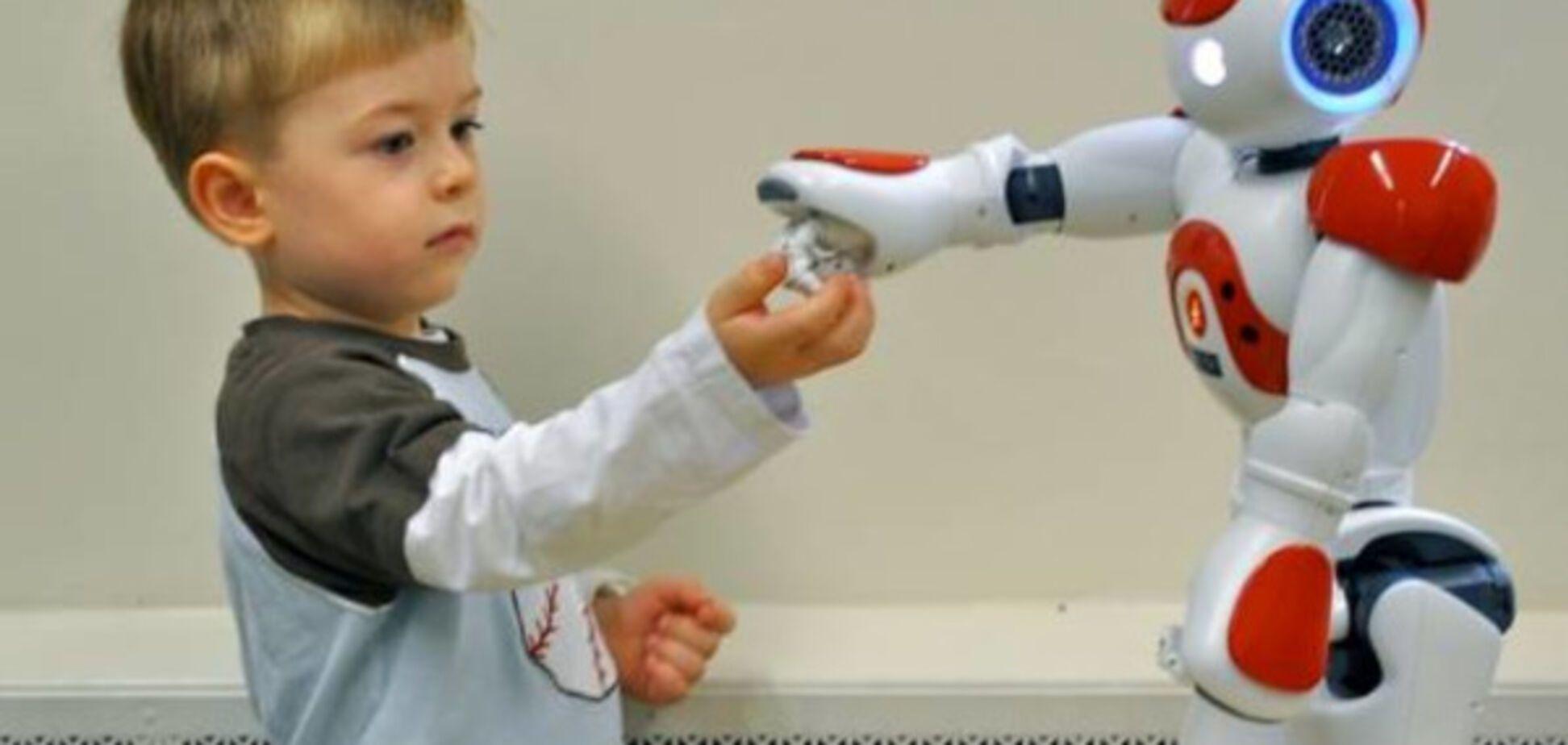 Разработан 'робот-терапевт', который сможет помочь детям с аутизмом