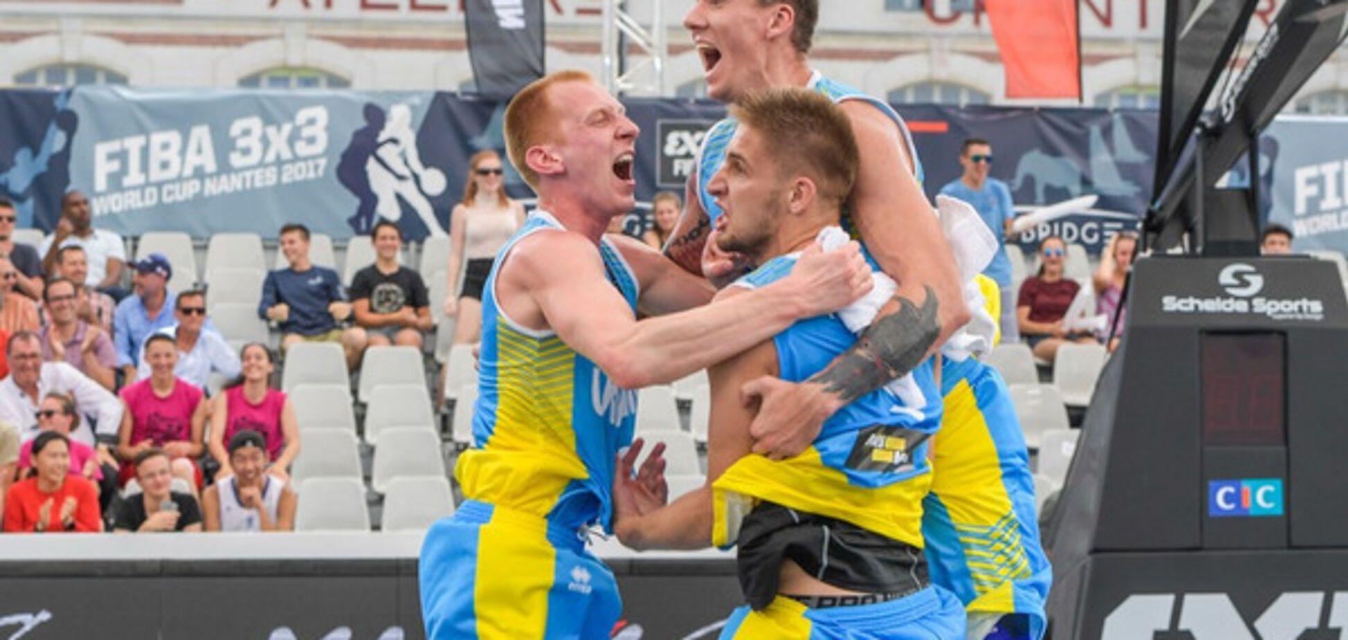 Вперше в історії! Україна прийме відбір на Євробаскет 3х3