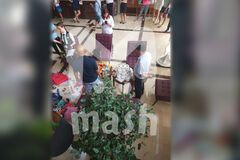Россиян в турецком отеле поймали на 'краже века': опубликованы фото