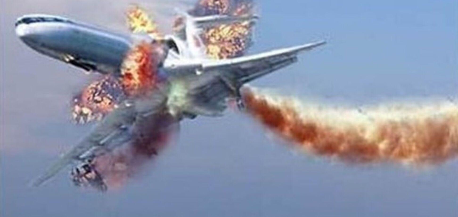 'Сбитый Украиной' в 2001 году российский Ту-154 был взорван изнутри - генерал