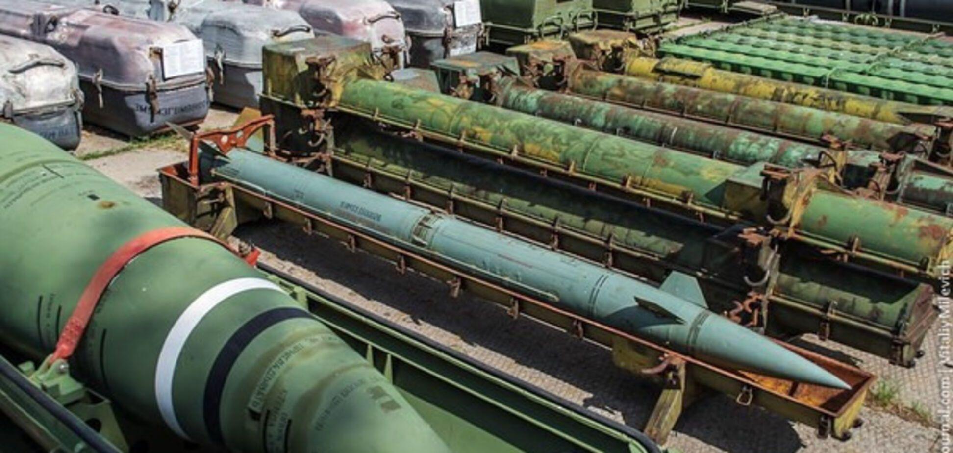 ядерное оружие Украина