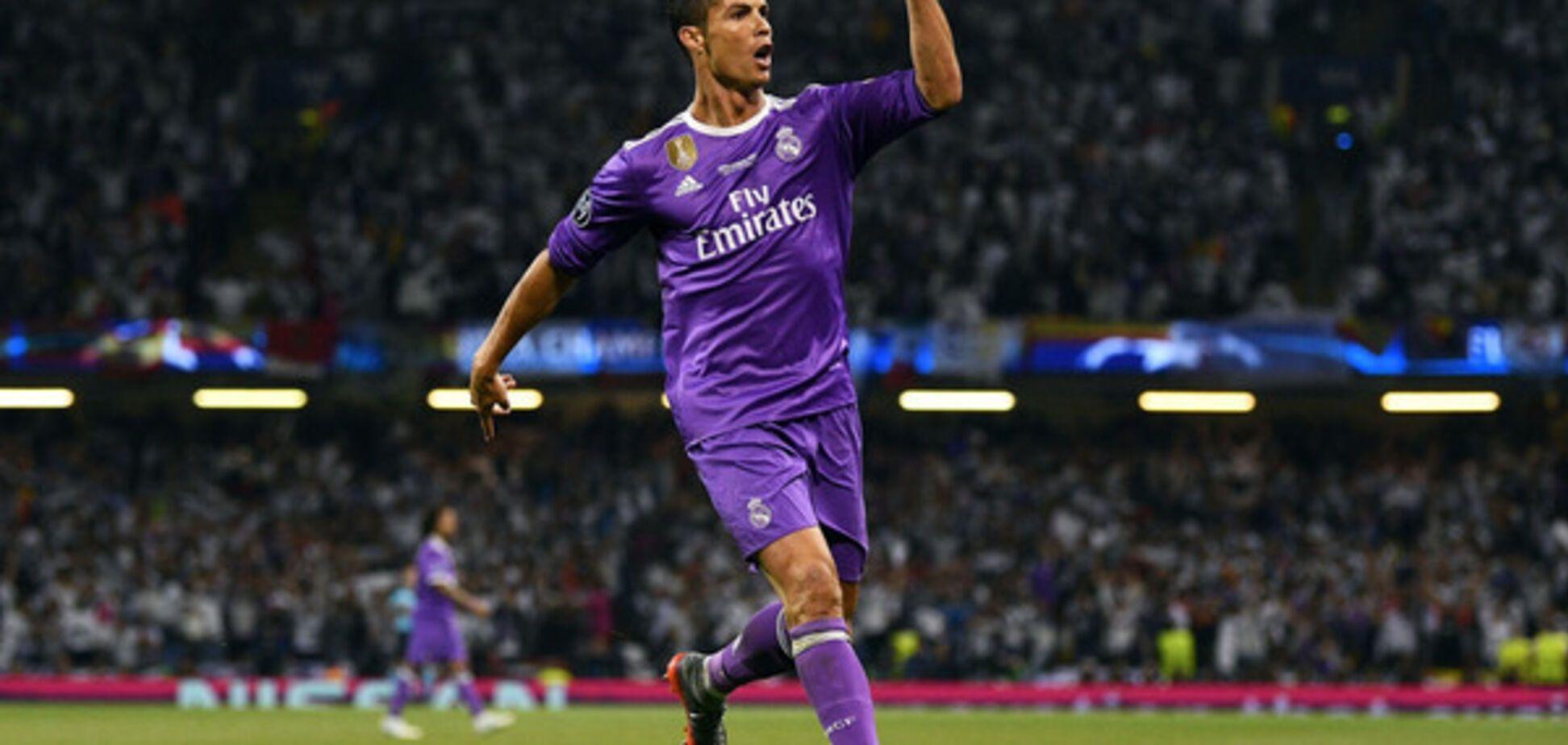 'Реал' обіграв 'Ювентус' у фіналі Ліги чемпіонів