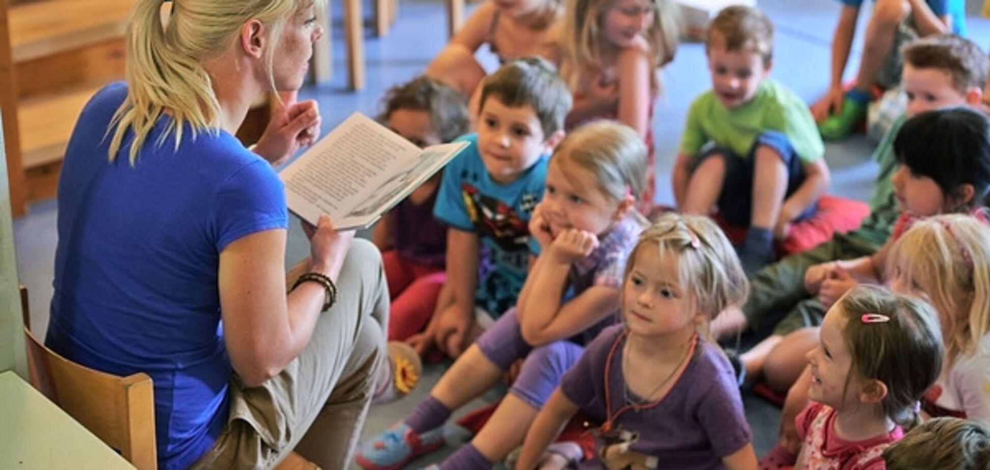 Ученые объяснили, как правильно читать детям книги
