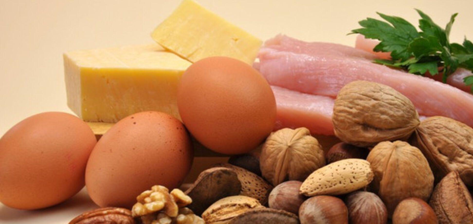 Як визначити, що в організмі не вистачає білка