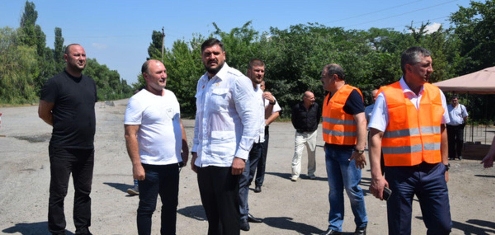 дорога Николаев-Днепр