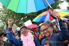 Легализация однополых браков