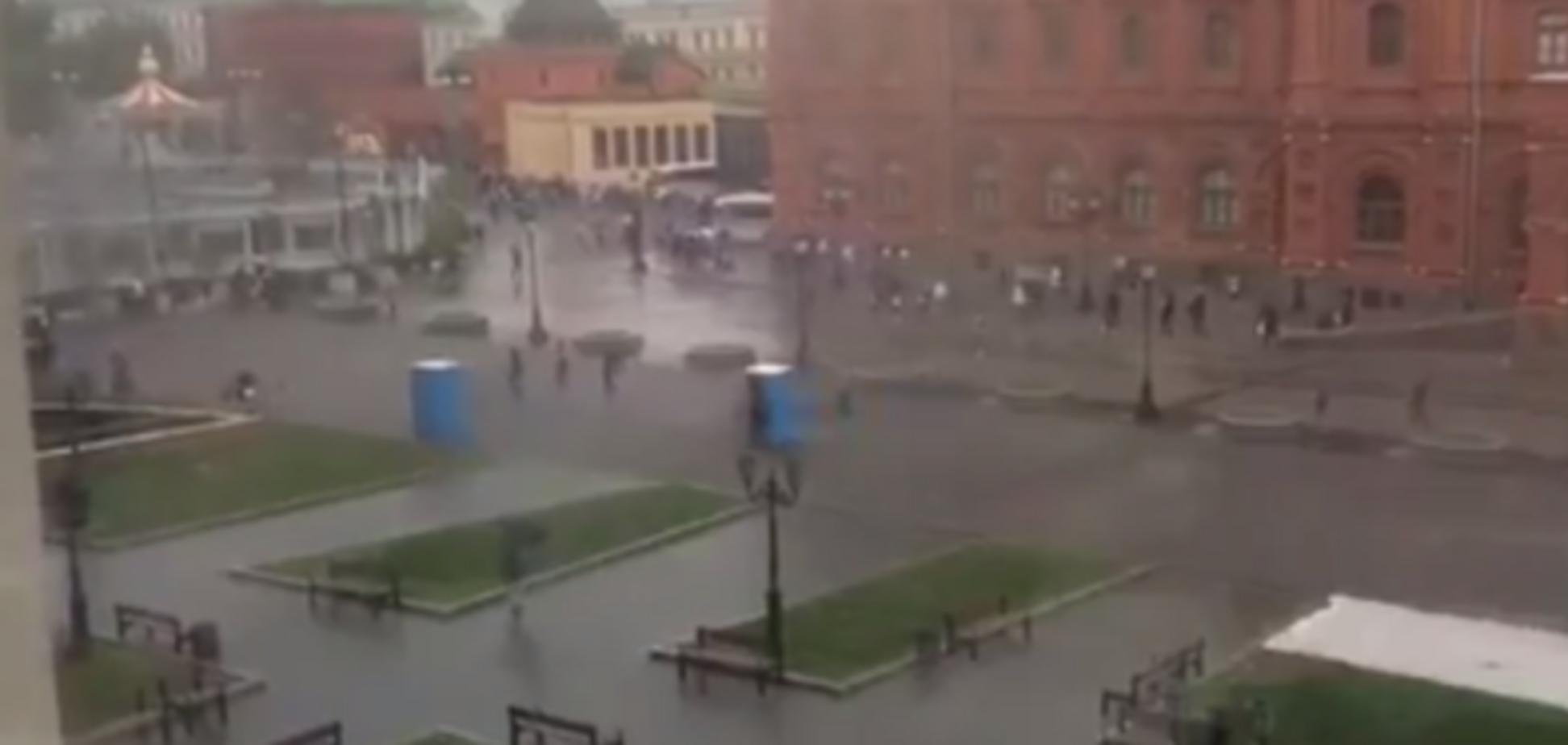 Туалеты на Красной площади