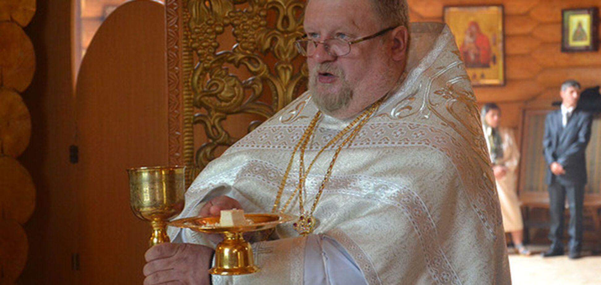 Епископ УАПЦ Виктор Бедь