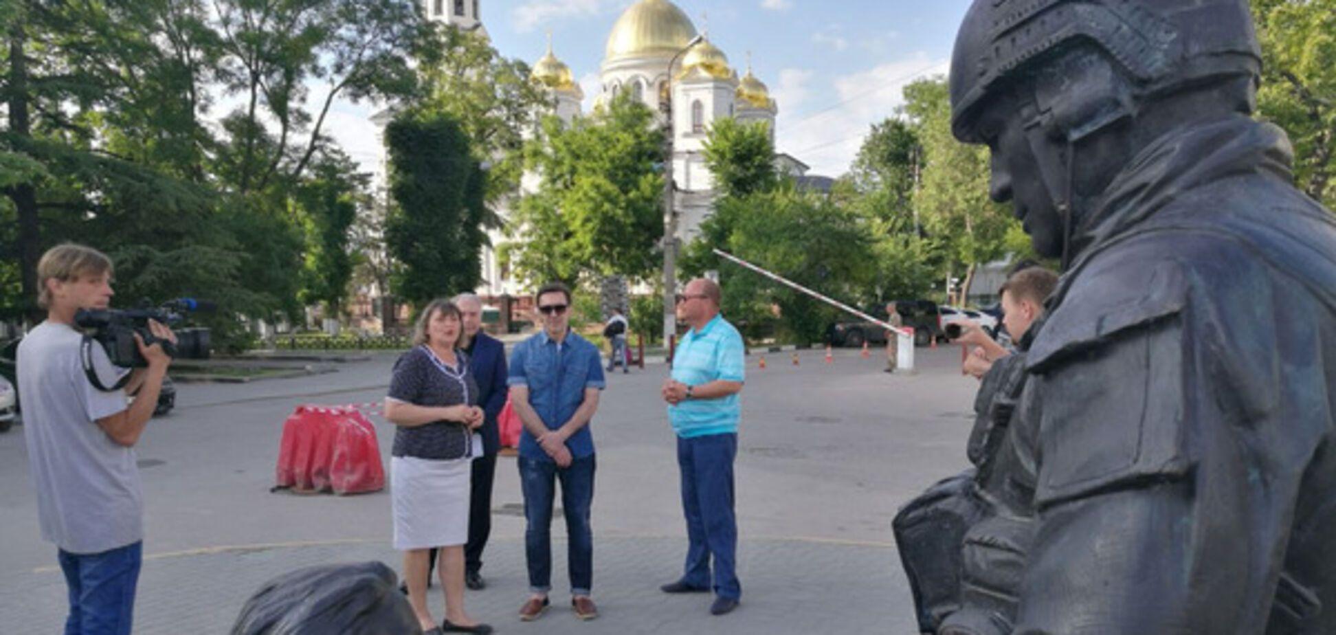 Бутусов в Крыму
