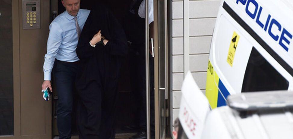 Затримання підозрюваних у причетності до теракту в Лондоні