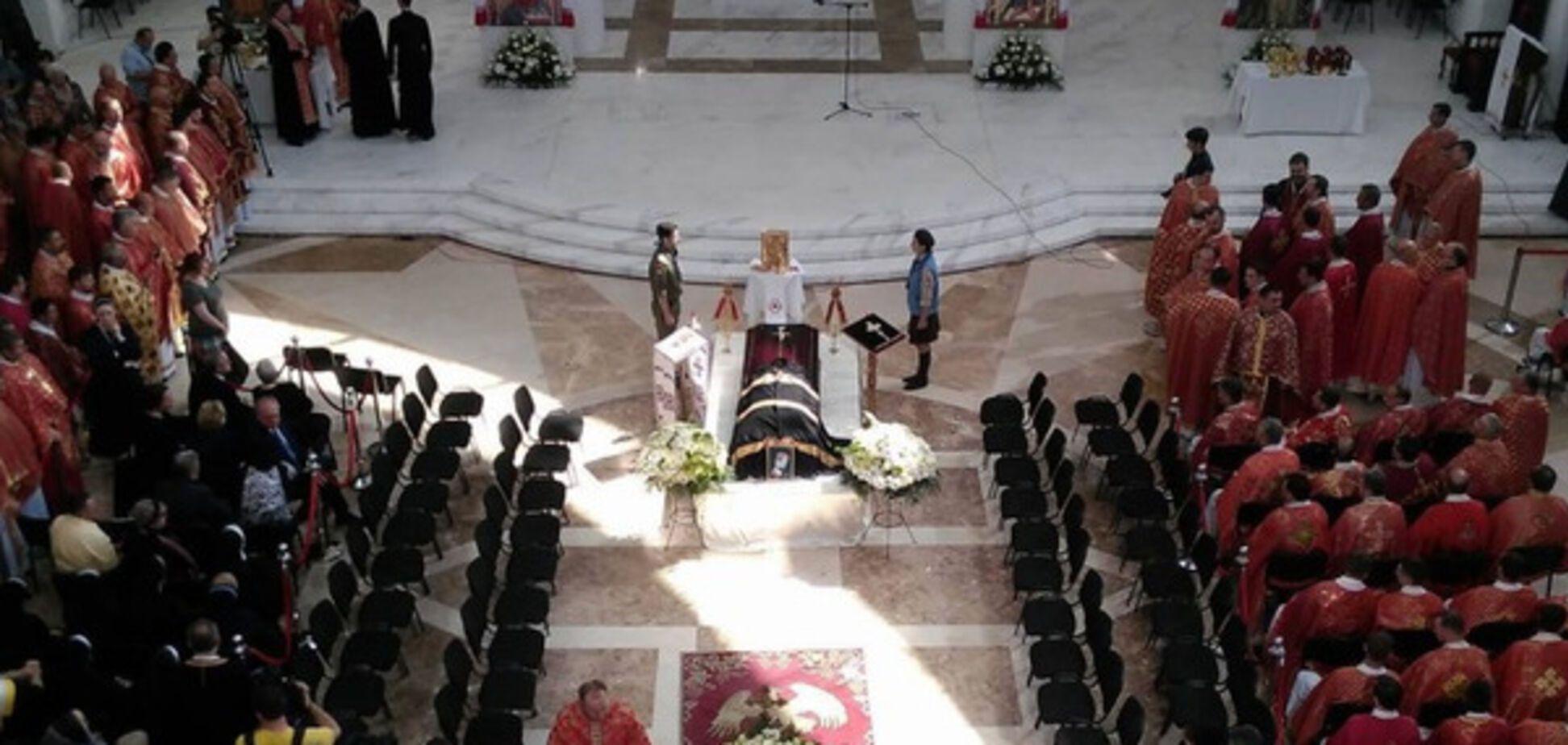Похорон Любомира Гузара