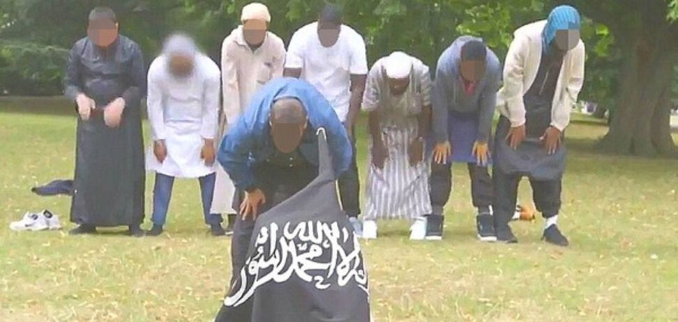 прихильники ІГІЛ