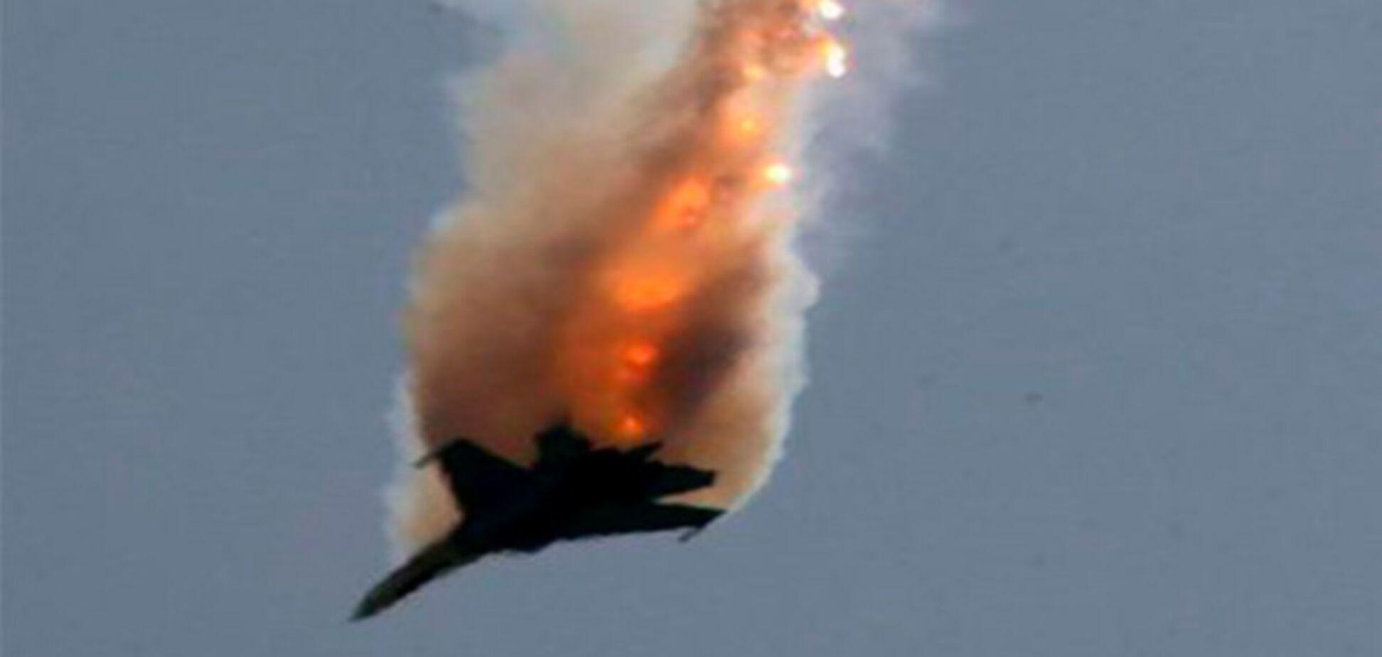 У Сирії збили літак