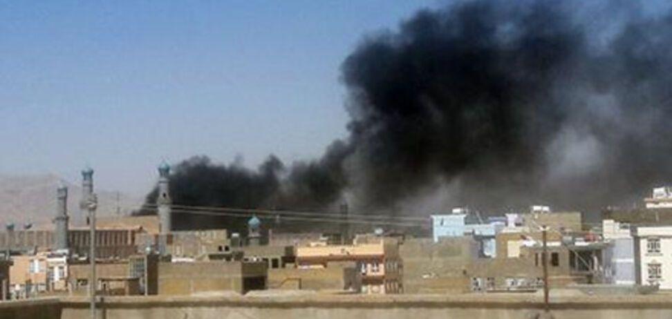 В Афганистане прогремел мощный взрыв возле мечети: не менее 10 погибших