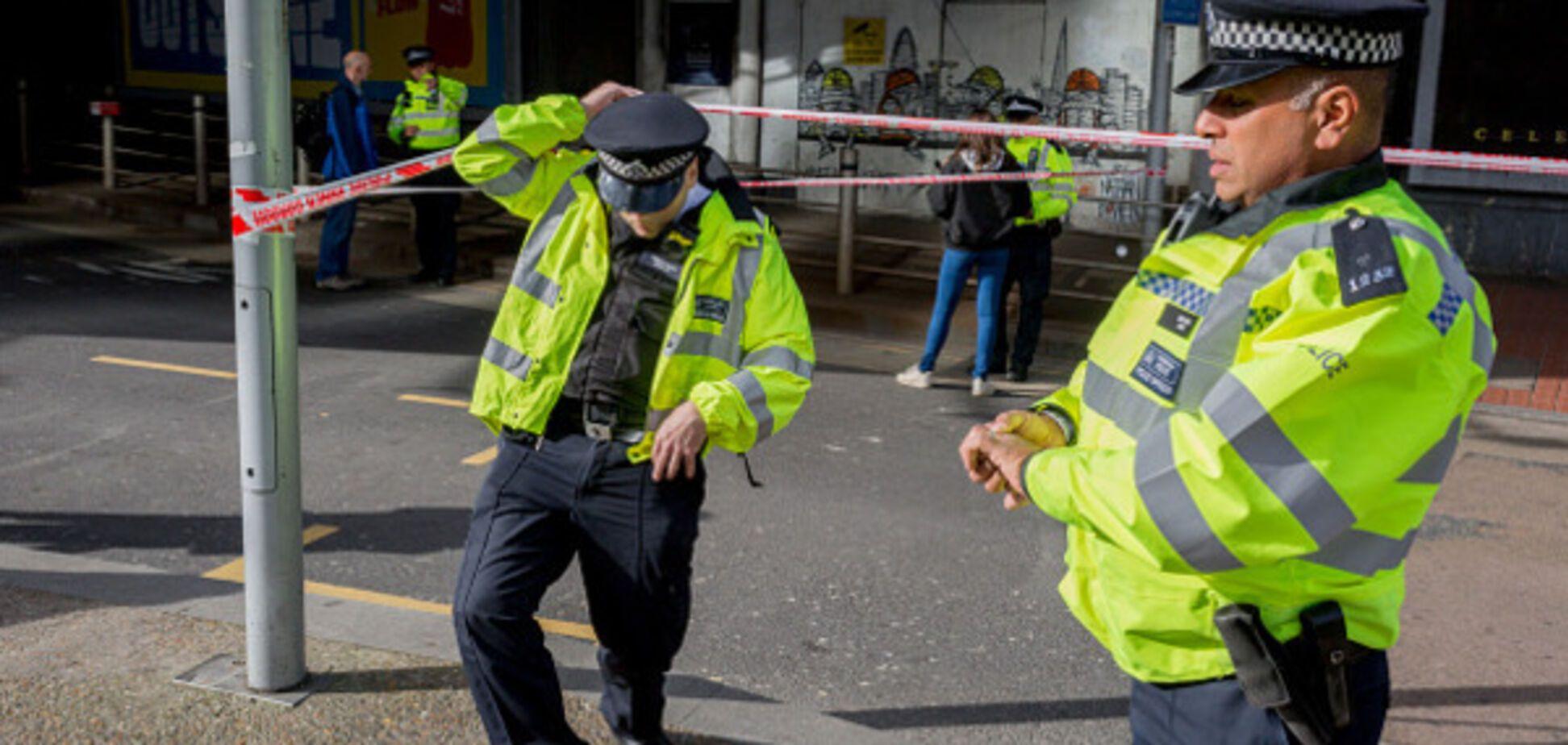 полиция Лондон