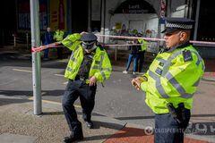 поліція Лондон