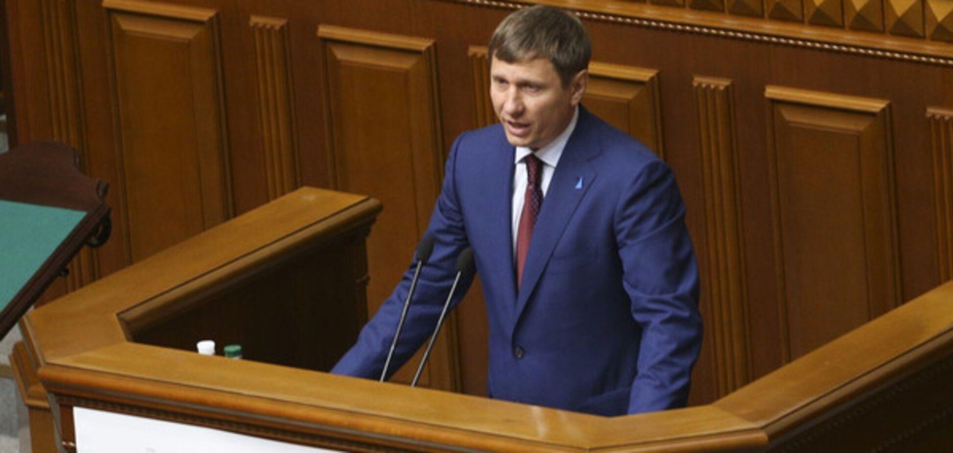 'Наш край' призвал правительство отозвать медреформу из-за нарушений Конституции