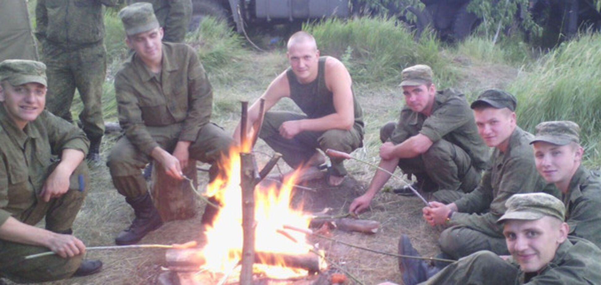 Российсике военные БУК