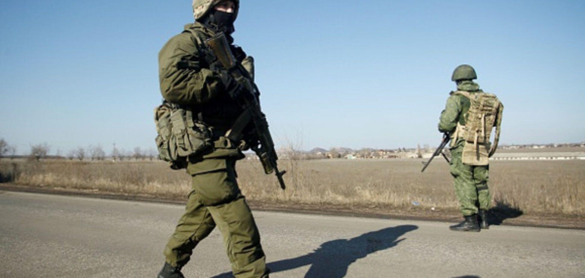 террористы Донбасс