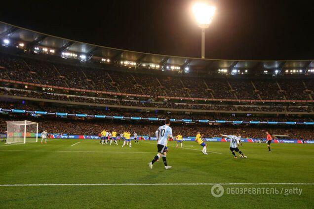 Бразилия – Аргентина