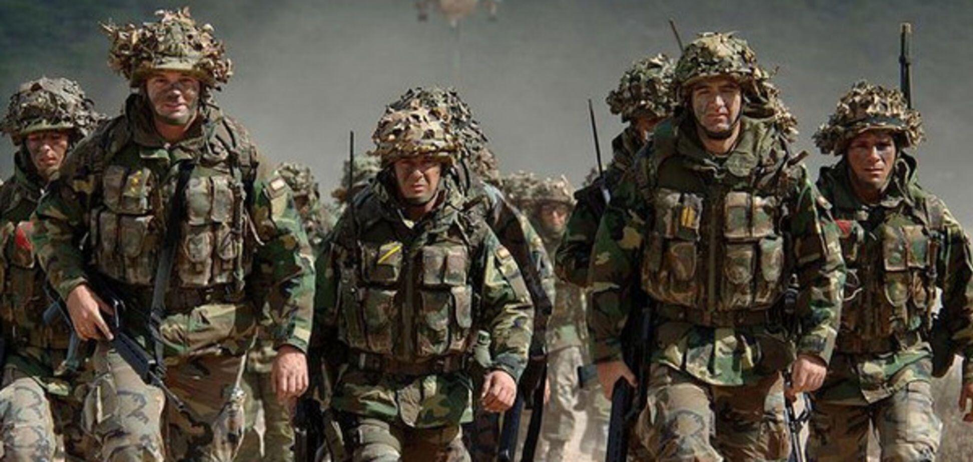 Украина НАТО