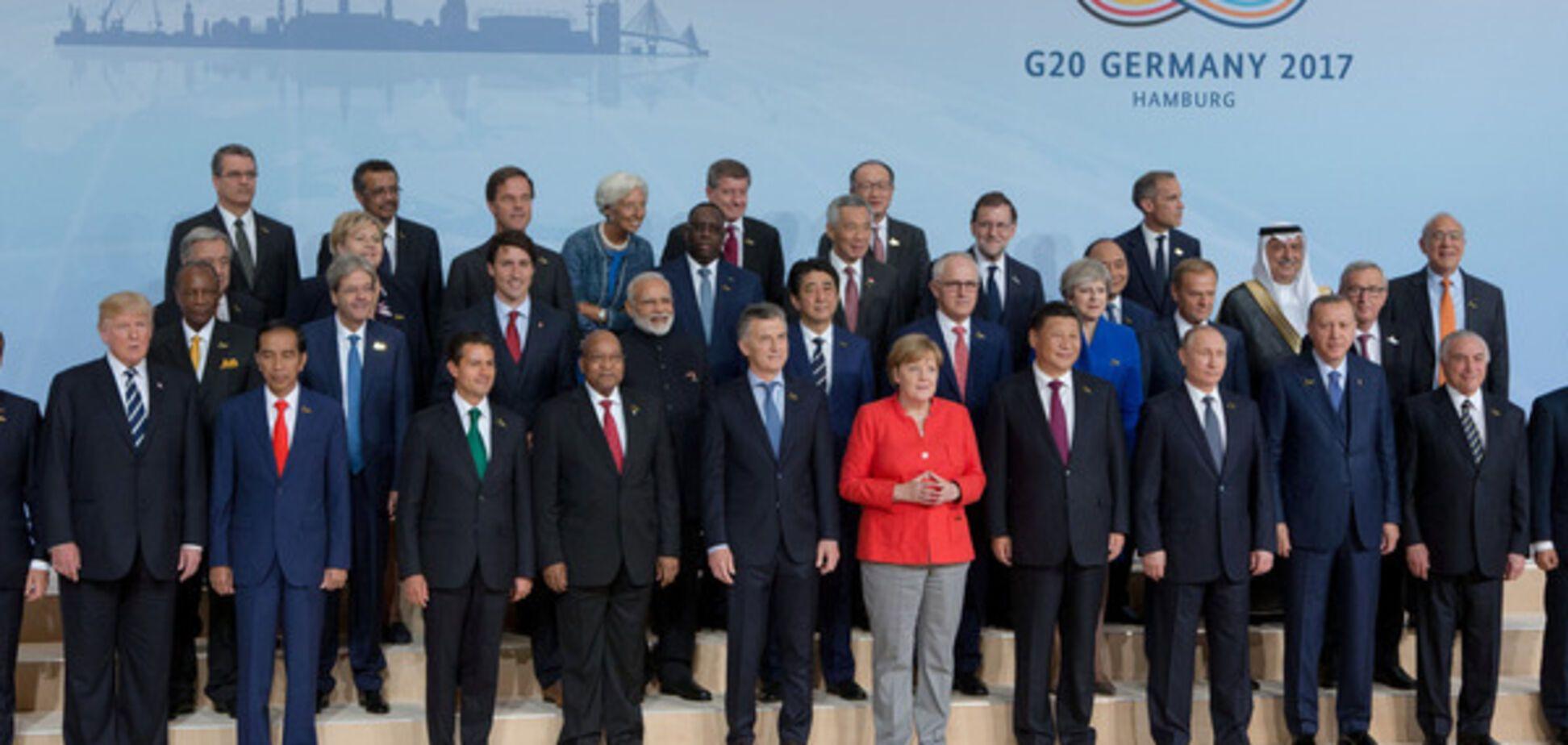 Геополітичні баталії: наслідки G20 для України