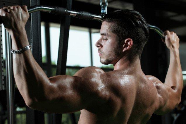 предпринимателю ИЛЬЯСОВ набрать массу грудных мышц него тёмная