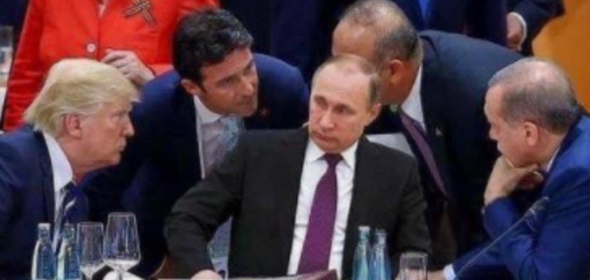 Фейкове фото з Путіним