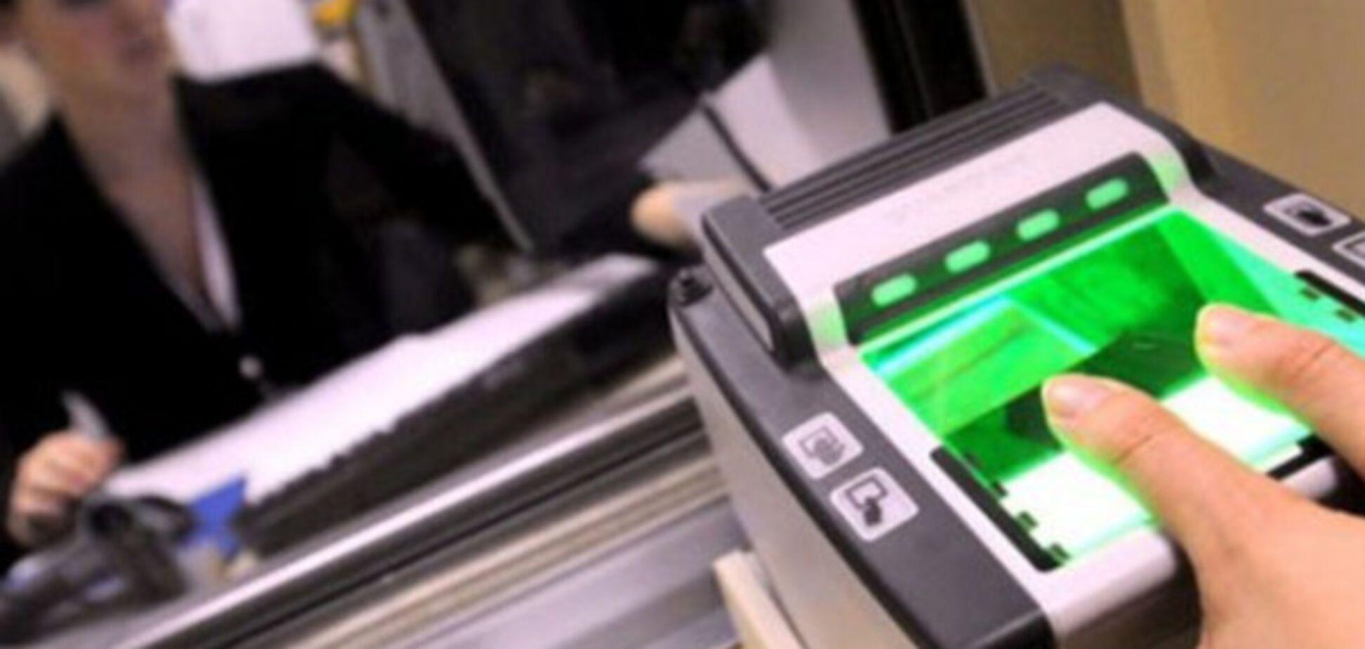 Біометричний контроль кордон