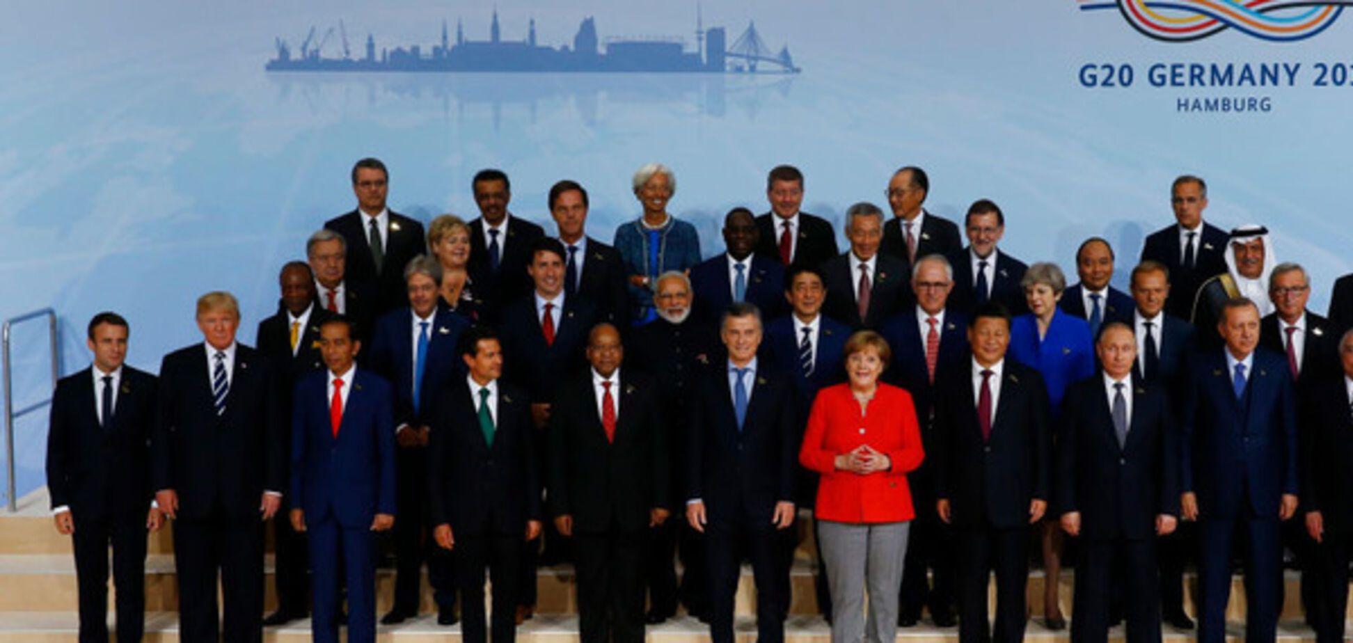 Зупинити падіння Заходу: в ЄС розповіли про головні підсумки саміту G20