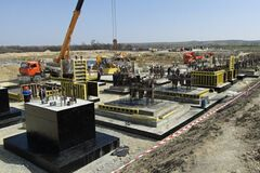 будівництво ТЕС, Крим
