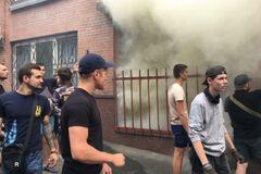 Участники блокады Рады устроили 'антисепаратистский рейд' в центре Киева: появились фото