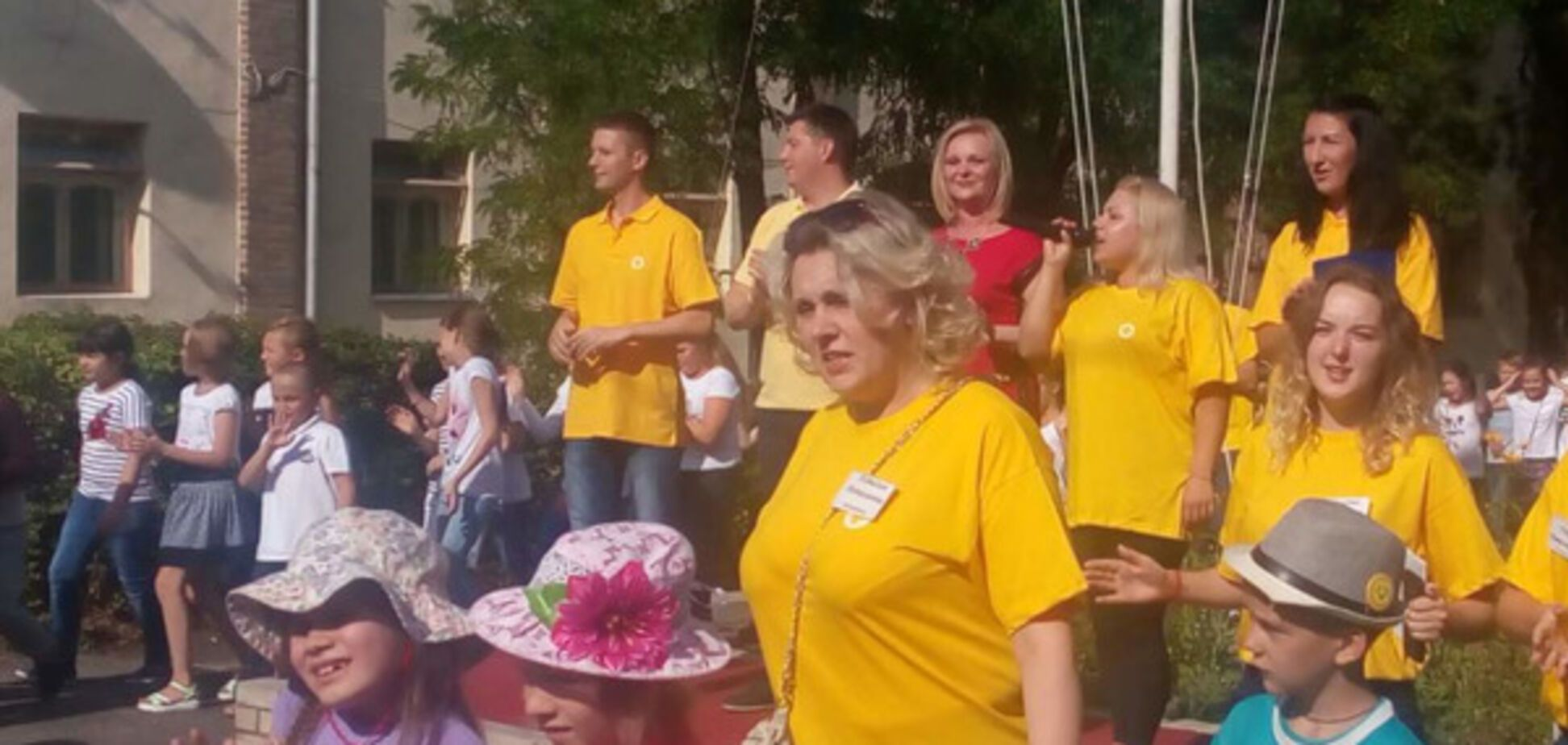 В Святогорск на отдых приехали 200 детей с Донбасса