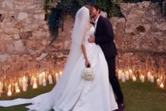 На свадьбе дочери нардепа побывал эротический фотограф: что из этого получилось