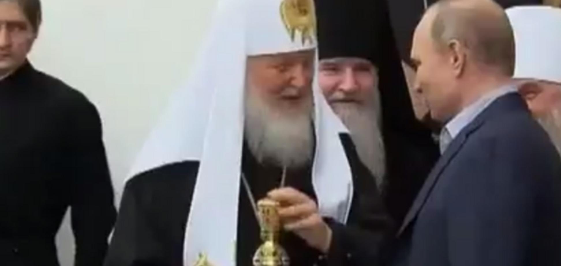 Кирило і Путін
