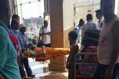 Нападение в Хургаде