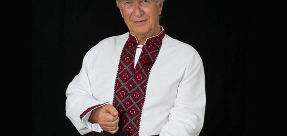 Константин Боровой вышиванка