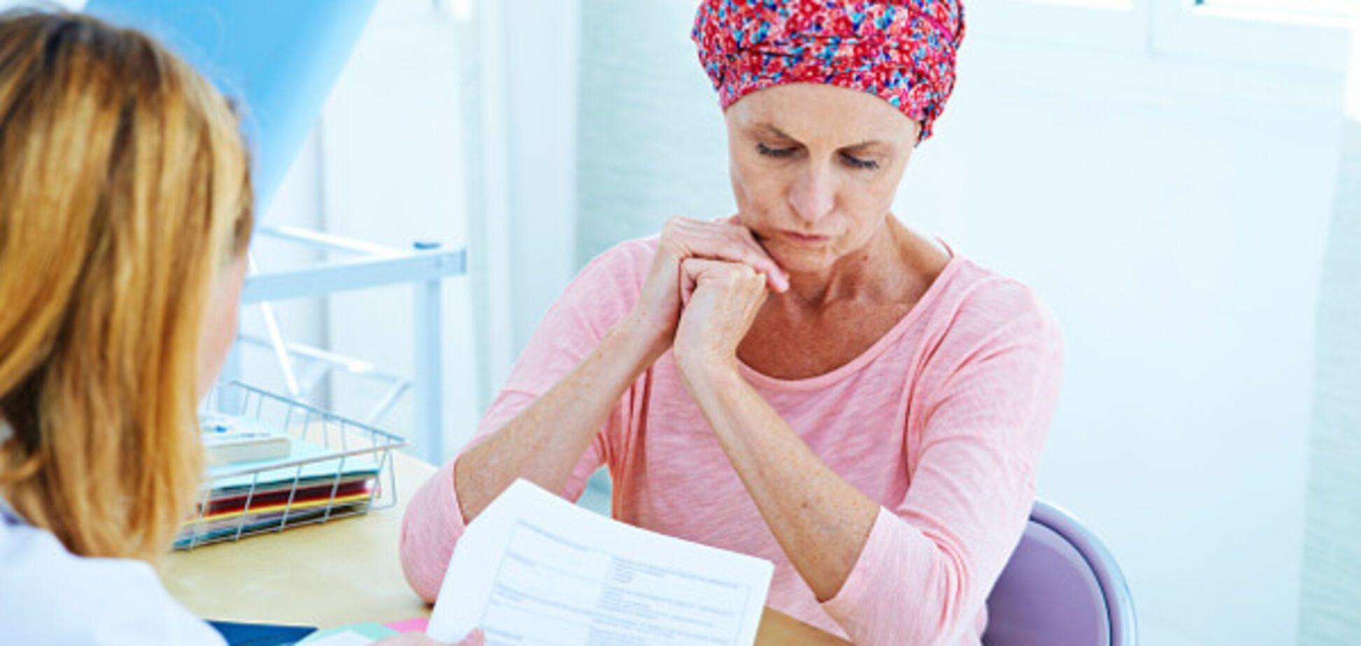 Шість найбільш смертоносних видів раку: лікарі назвали тривалість життя