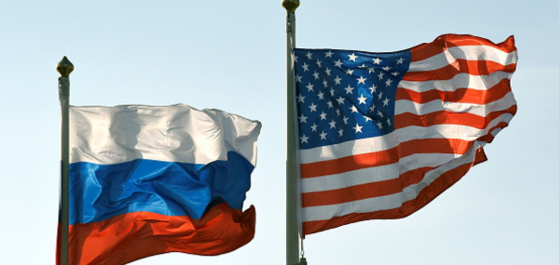 Россия и США
