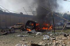 Взрывы в Сирии