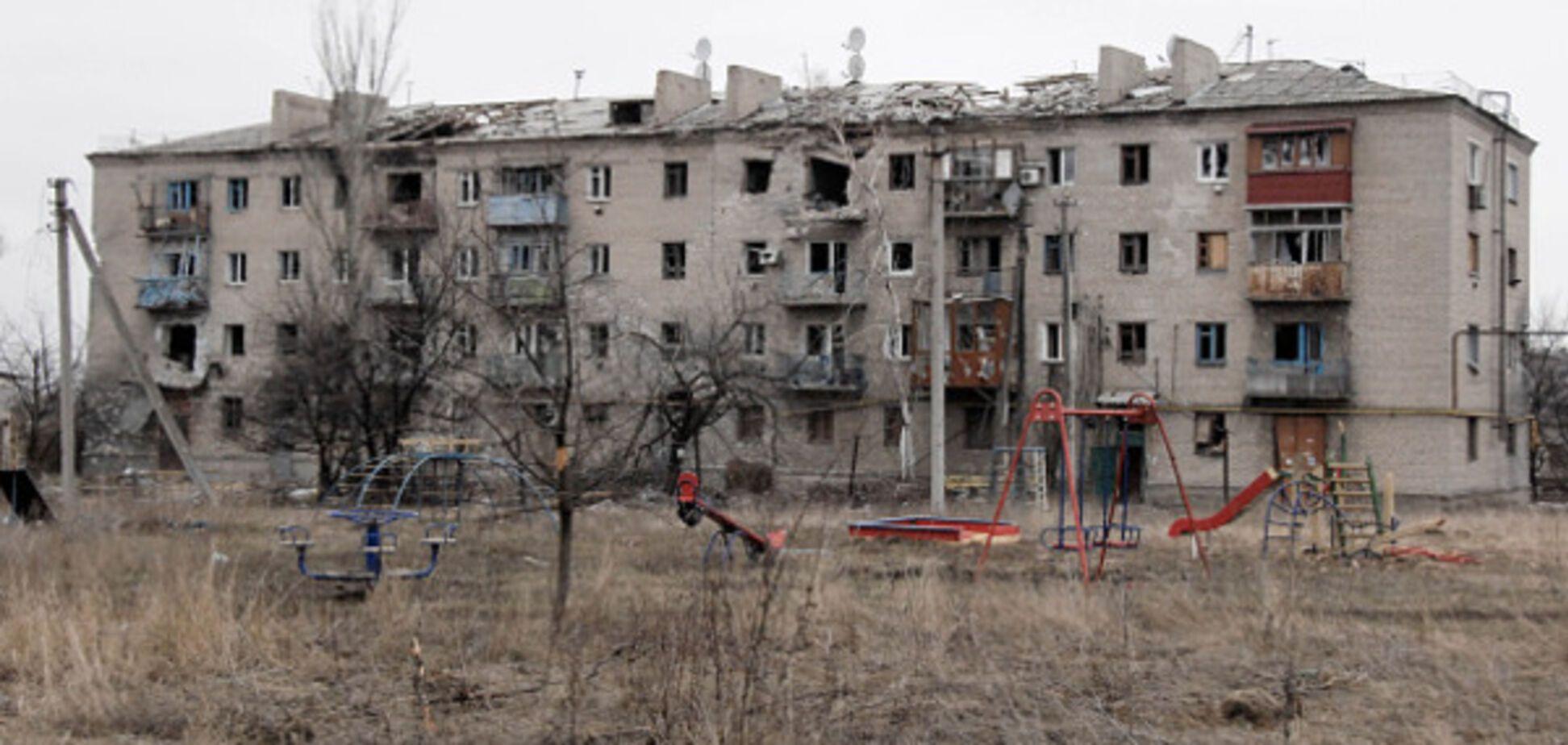 Донбас розруха