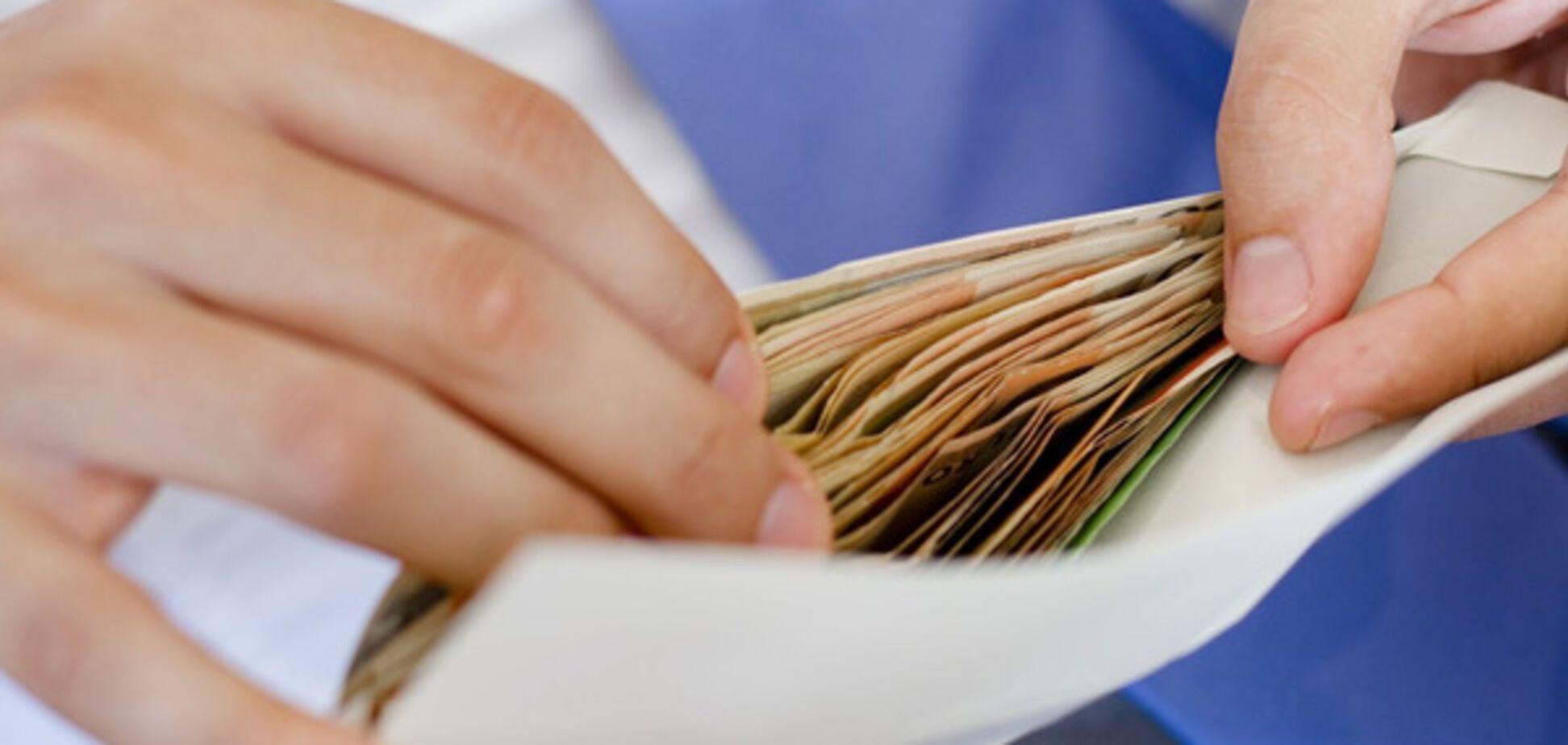 Зарплата по-білому або в конверті: опитування