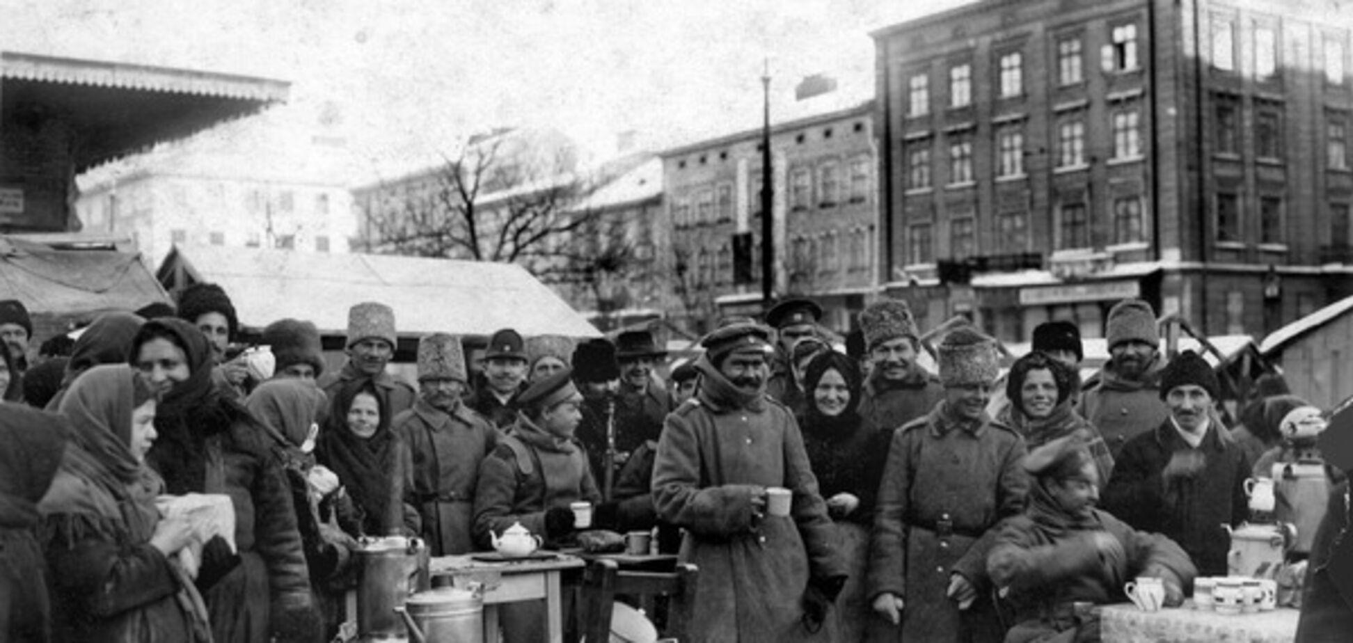 львів 1917
