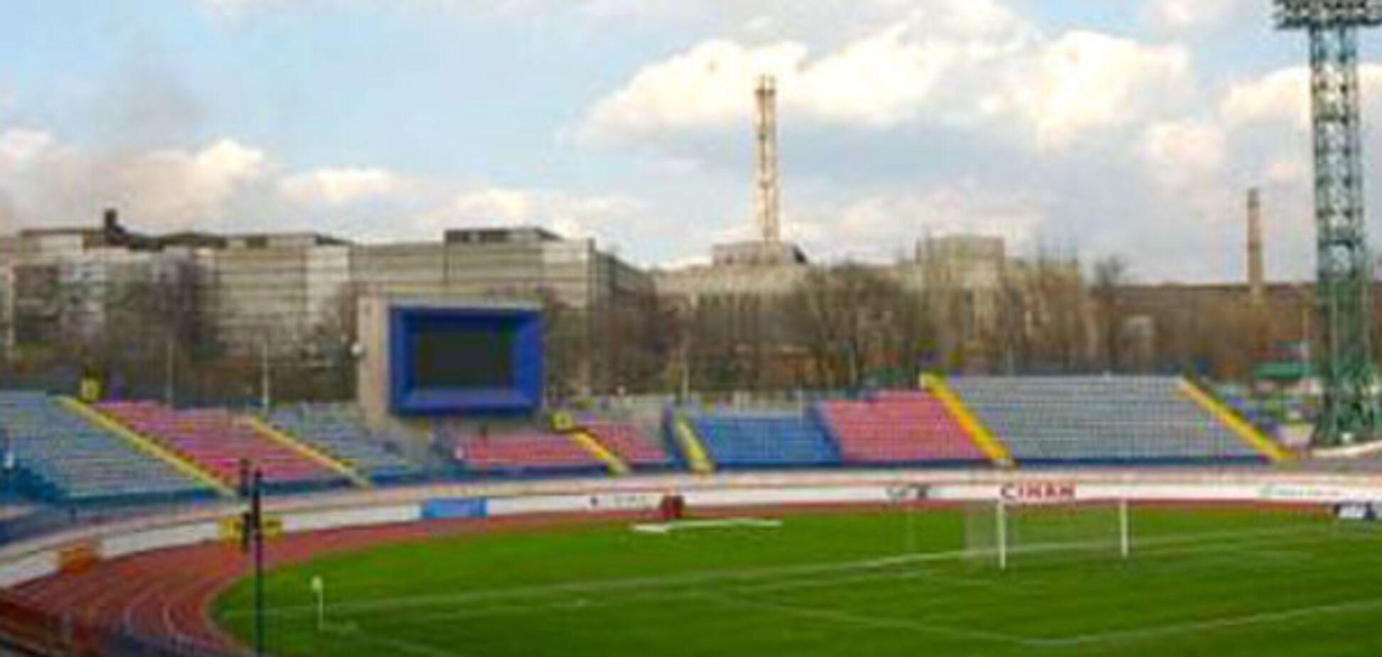 стадіон Іллічівець