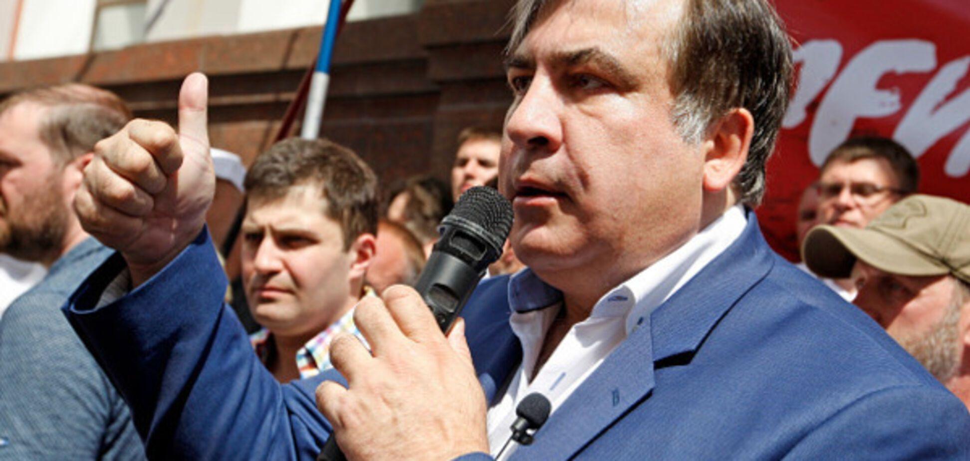 У Грузії розповіли, яка за Саакашвілі була корупція