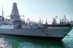 корабель НАТО D37 DUNCAN