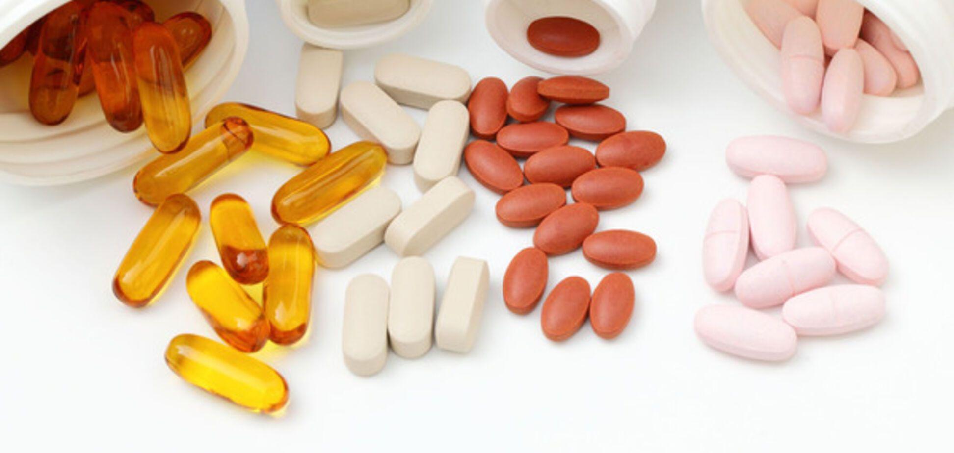 Лікарі назвали вітамін, надлишок якого небезпечний для життя