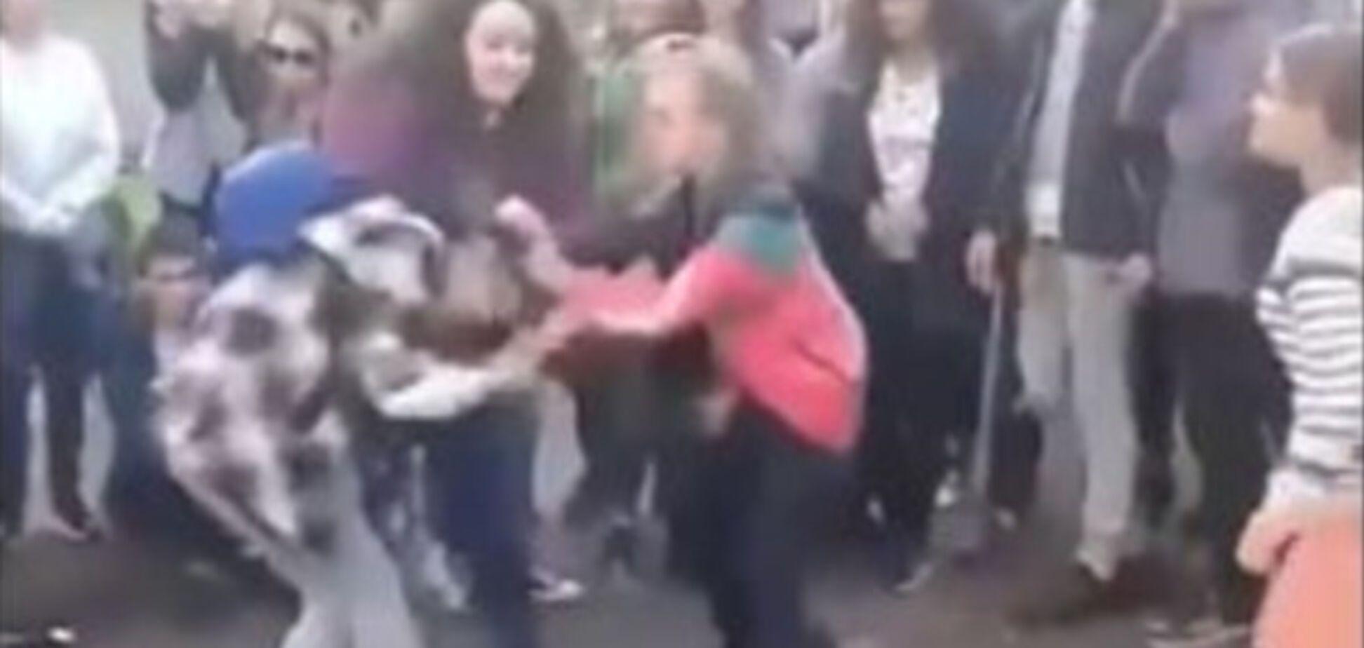 Избиение школьницы в Чернигове