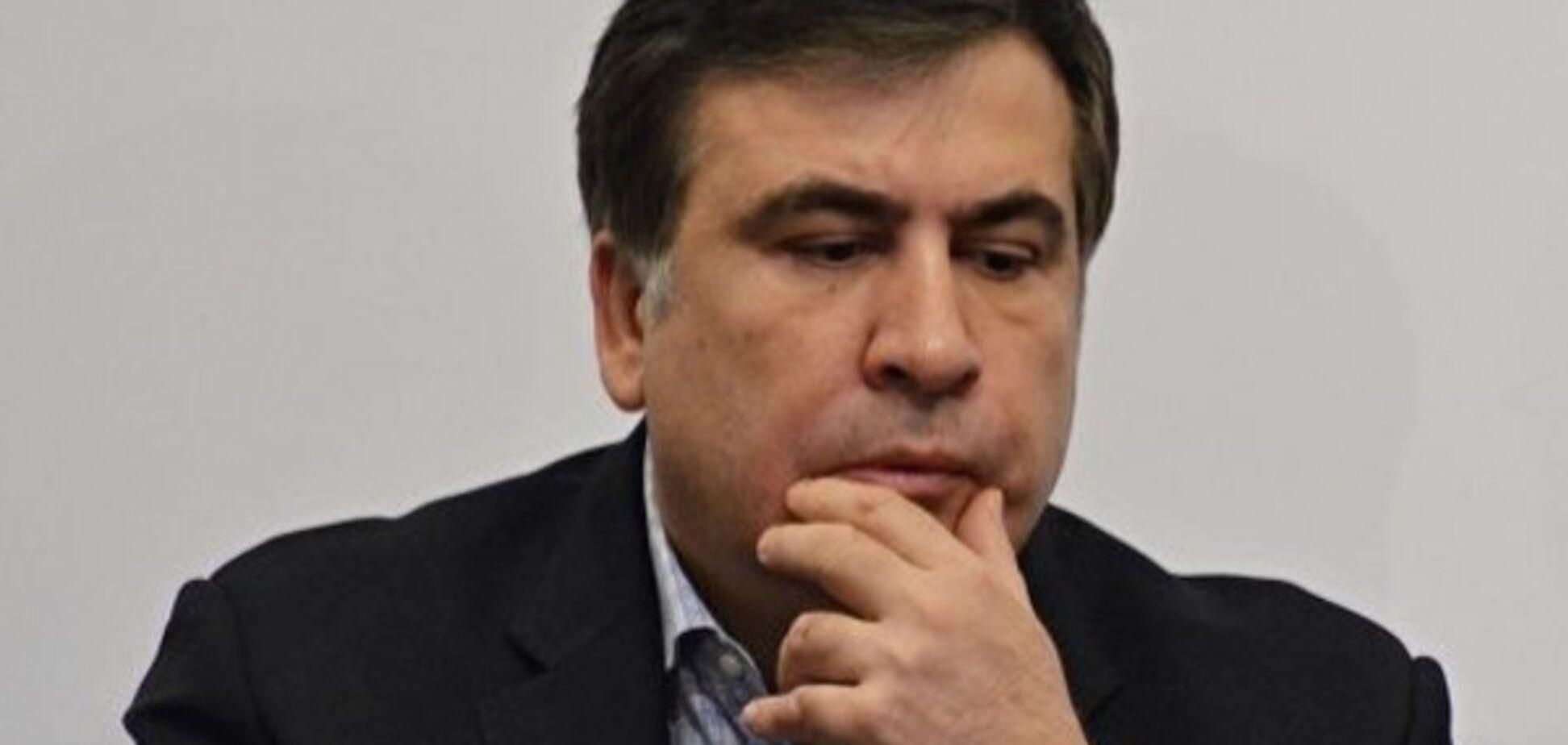 Ситуация с украинским гражданством Саакашвили: появилось разъяснение от властей